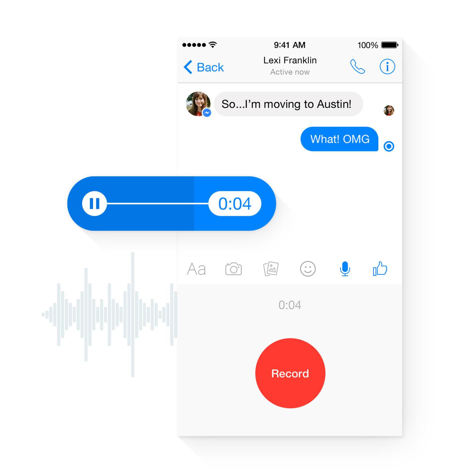 messenger-feature