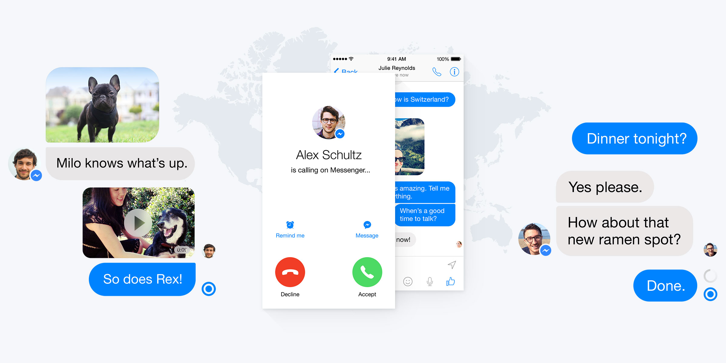 messenger-features