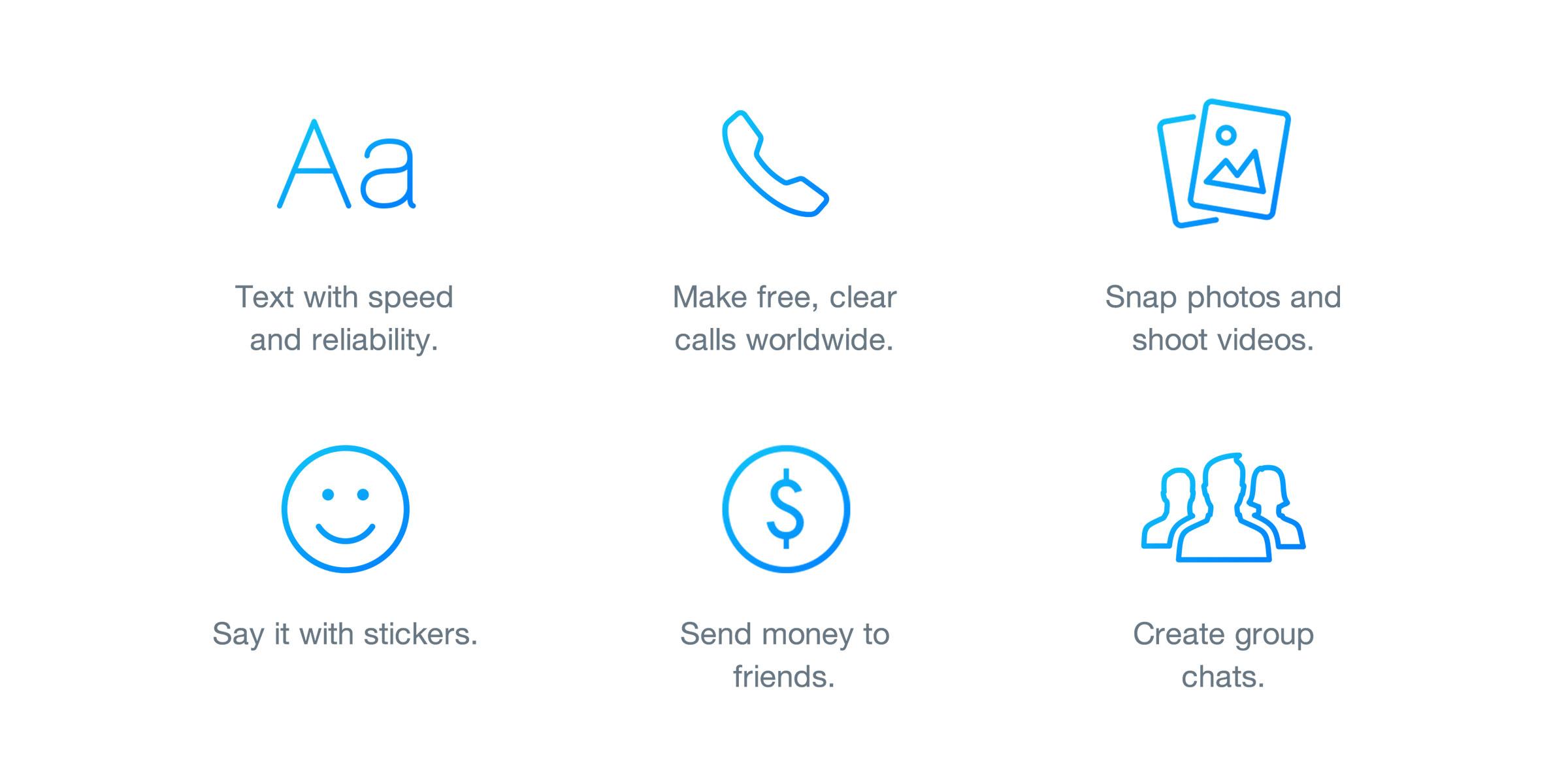 messenger-icons