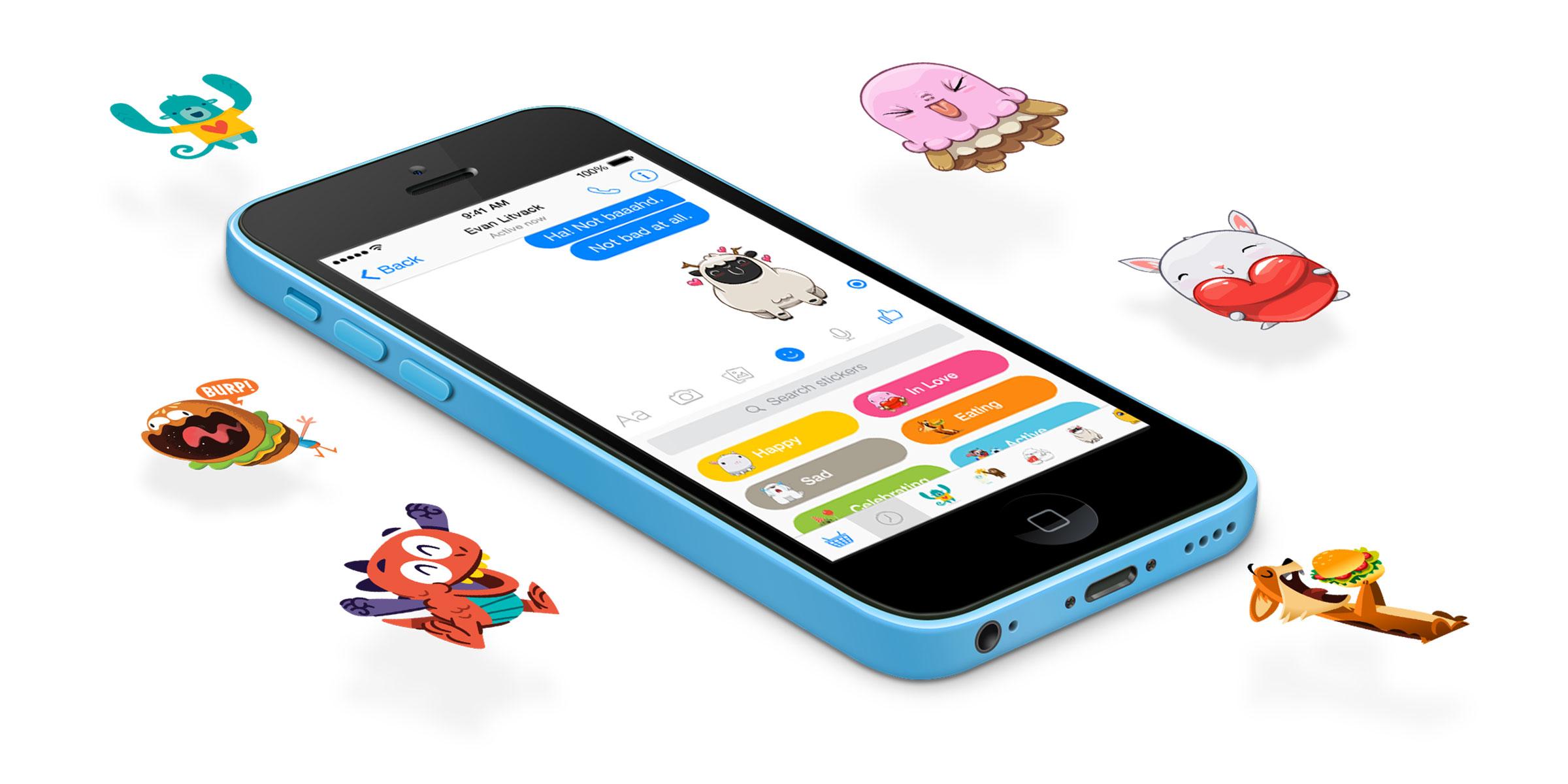 messenger-stickers